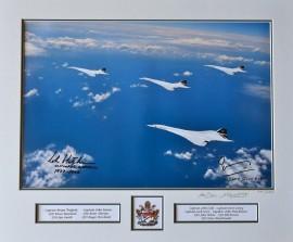The Four Concordes – South Coast Flight